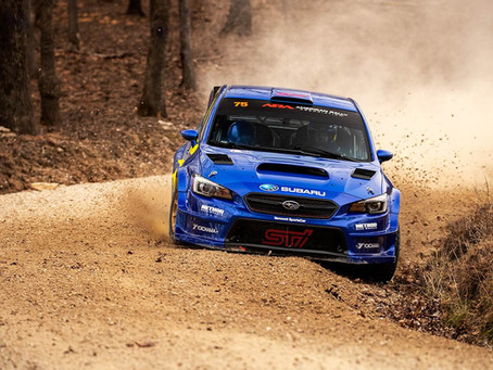 100 Acre Wood Rally - Day 1 Review