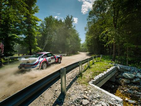 New England Forest Rally Announces Team O'Neil Regional Cash Purse