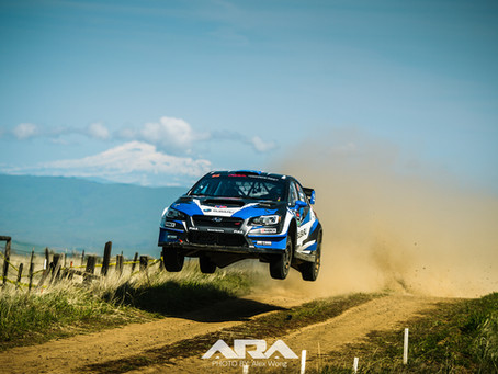THE AMERICAN RALLY ASSOCIATION REFLECTS ON THE START OF THEIR SECOND YEAR