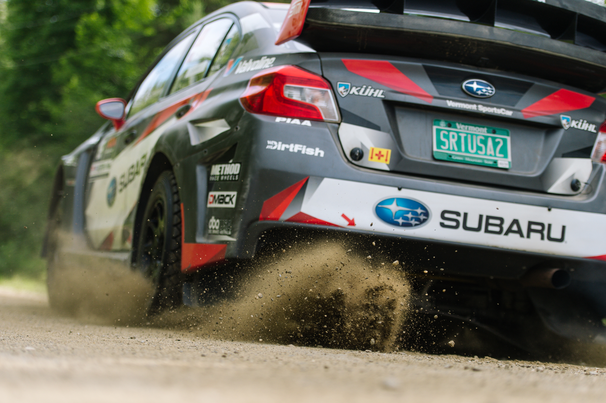 Travis Pastrana and Greg Dorman (Subaru Rally Team USA) 3 - Alex Wong (1)