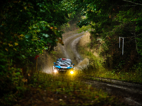 The American Rally Association Reveals 2019 Schedule