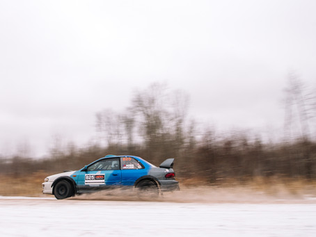 Sno*Drift Rally Reaches 30 Entries