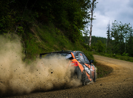 Tour de Forest Rally Returns to the National Stage after Three Decades