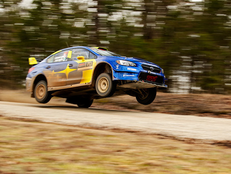 100 Acre Wood Rally Preview