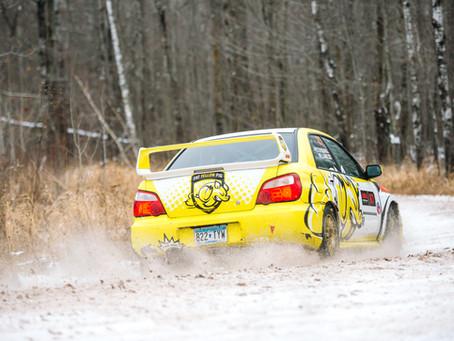 Sno*Drift Rally Kicks Off the Most Anticipated US Rally Season Yet