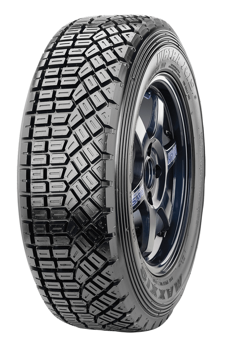 Maxxis Victra R19 Rally Tire
