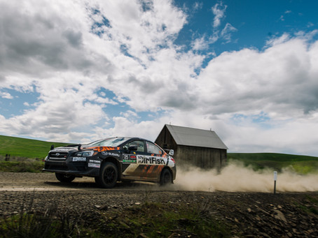 James Rimmer and Rhianon Gelsomino to Compete at Olympus Rally for DirtFish Motorsports