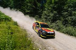 Jeff Seehorn and Karen Jankowski (Seehorn Rally Team) - Alex Wong