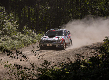 Muscatell Ojibwe Forests Rally to Serve as Key Event in Deciding the American Rally Association East
