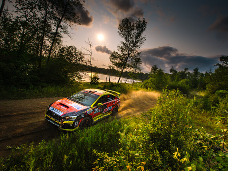 2019 Subaru Rally Contingency Program Opens to Competitors