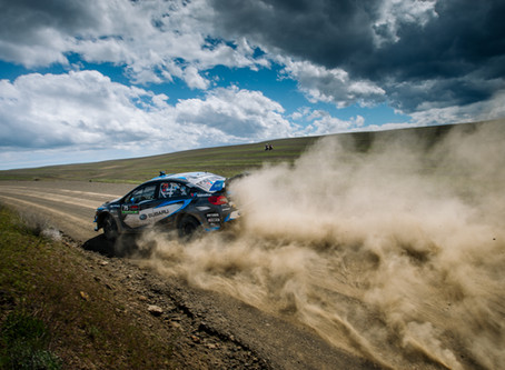 Subaru Rally Team USA Affirms 2018 American Rally Association National Championship Series Commitmen