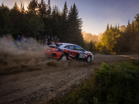 Registration for Southern Ohio Forest Rally is Now Open
