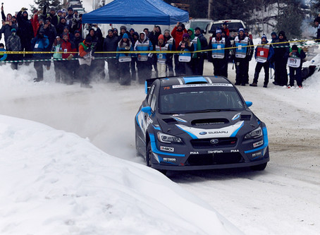 Sno*Drift Rally to kick off 2019 American Rally Association National Championship Series