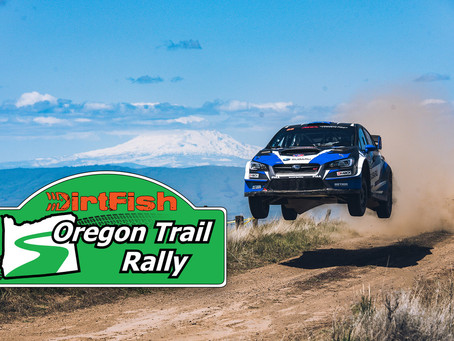 DirtFish Becomes Title Sponsor of the 2019 Oregon Trail Rally