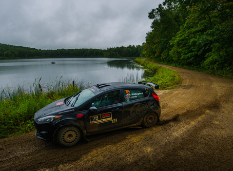Muscatell Ojibwe Forests Rally Going Back to Basics and Focusing on the Drivers for 2018