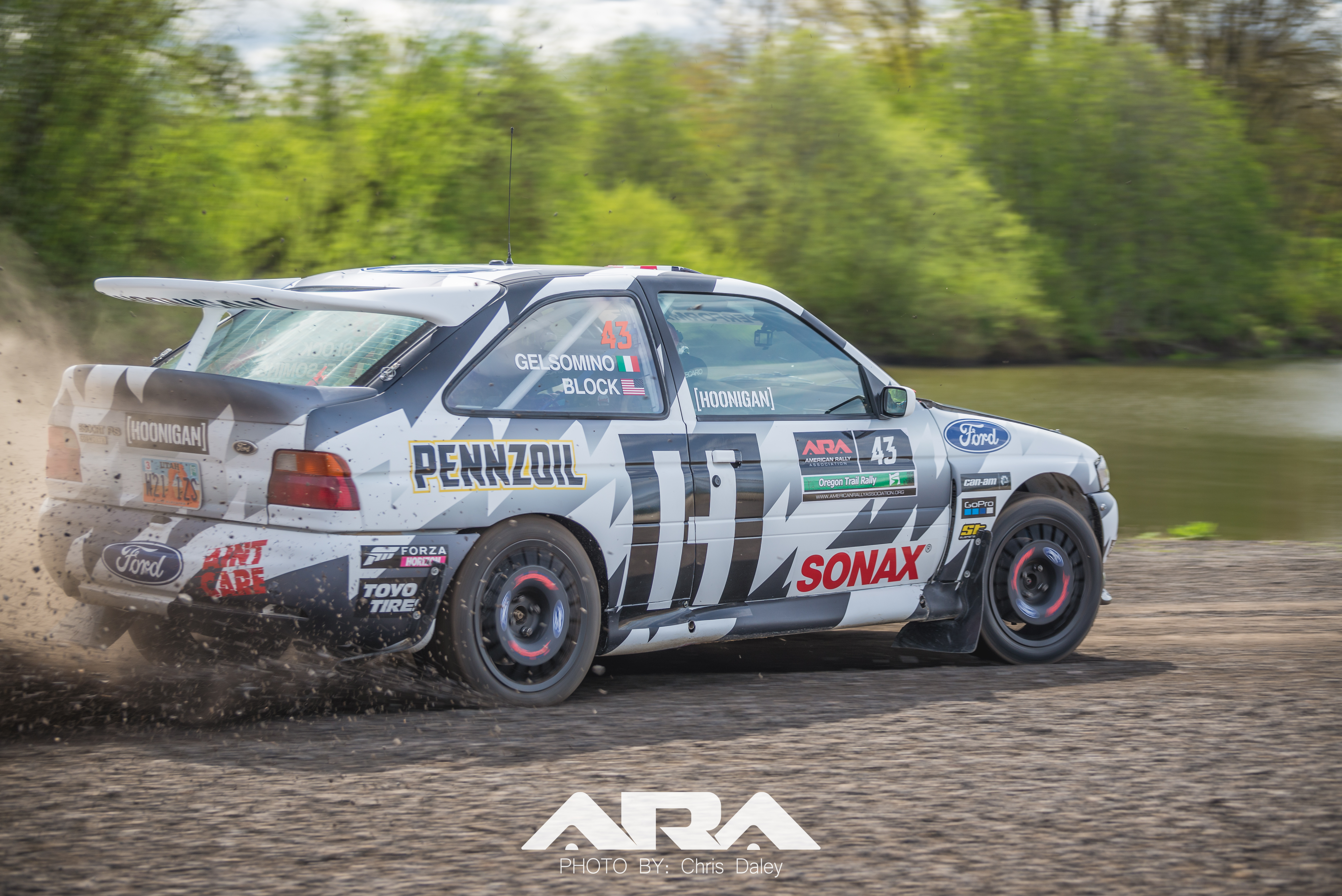 2018 Oregon Trail Rally Competitor Preview | ara-rally
