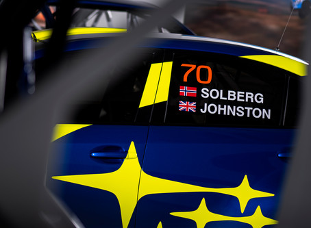 Oliver Solberg to Join Subaru Motorsports USA for the 2019 American Rally Association Season