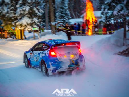 Sno*Drift Rally Recap