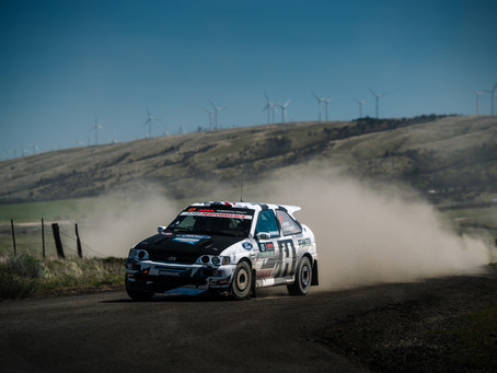 Ken Block Announces 100 Acre Wood Rally Entry and Cossie World Tour Details