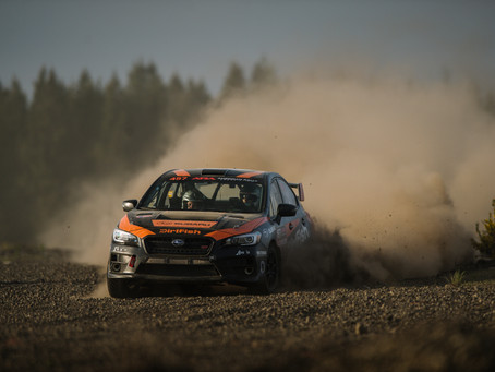 DirtFish Becomes Title Sponsor of 2019 Olympus Rally