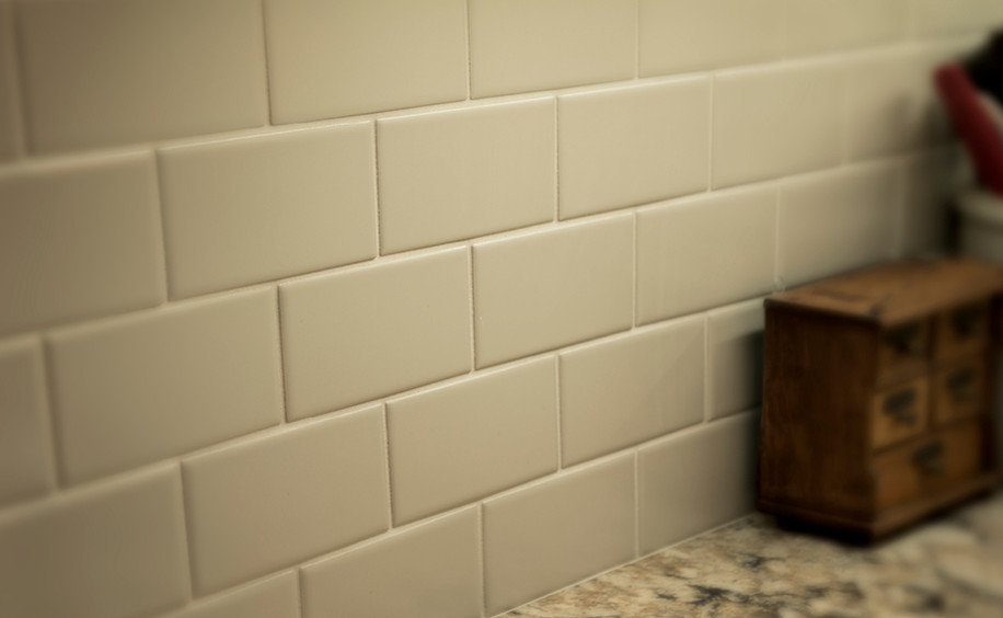 Kitchen Remodel  |  Subway Tile