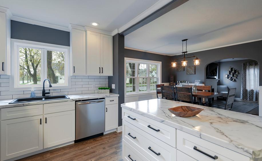 Kitchen & Dining Remodel