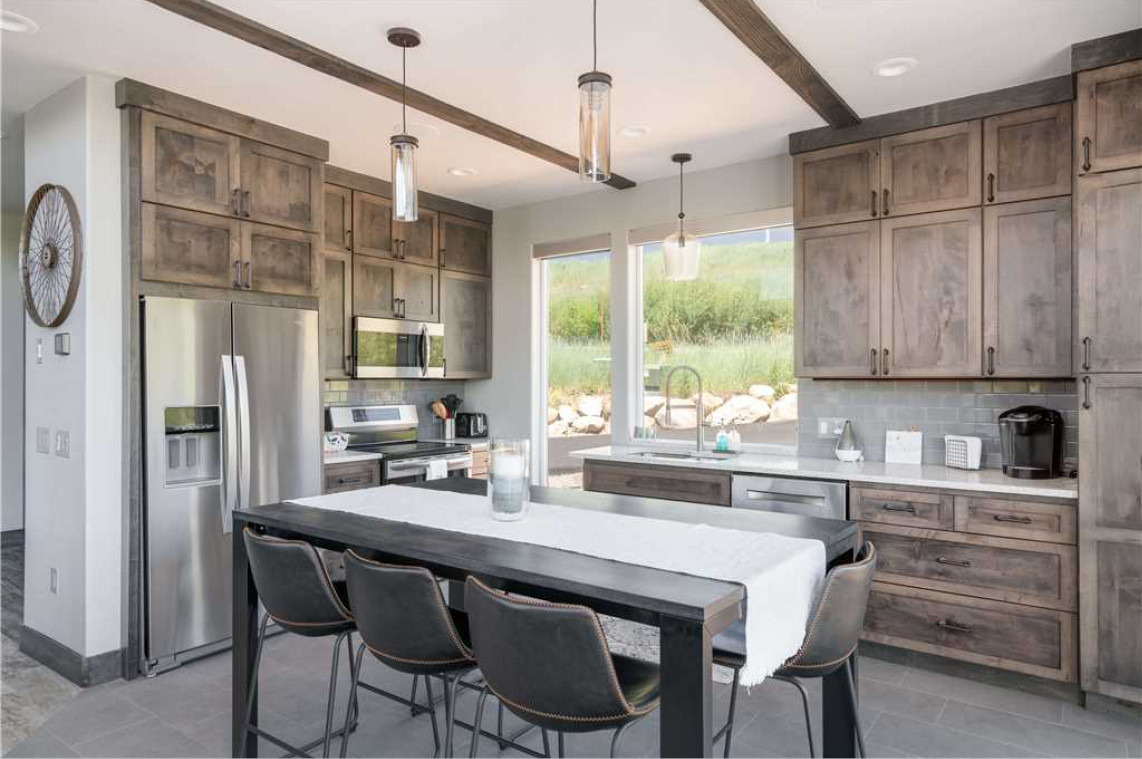 New Construction  |  Kitchen & Dining