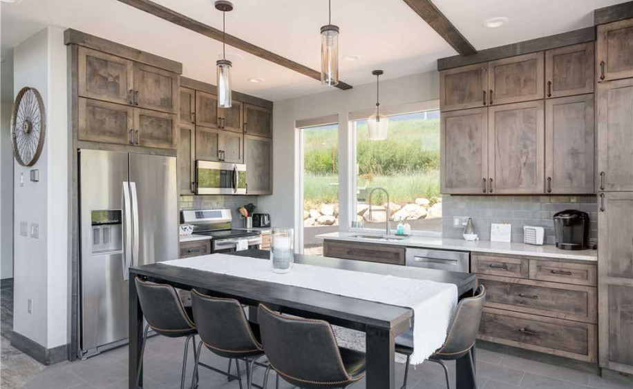 New Construction     Kitchen & Dining