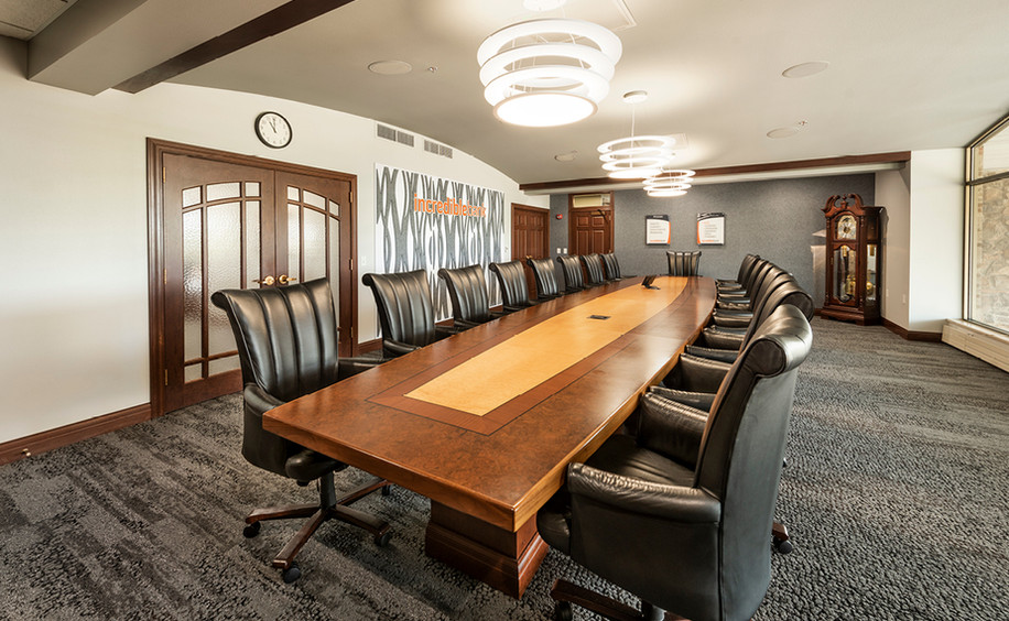 Incredible Bank -Wausau Branch Remodel     Conference Room