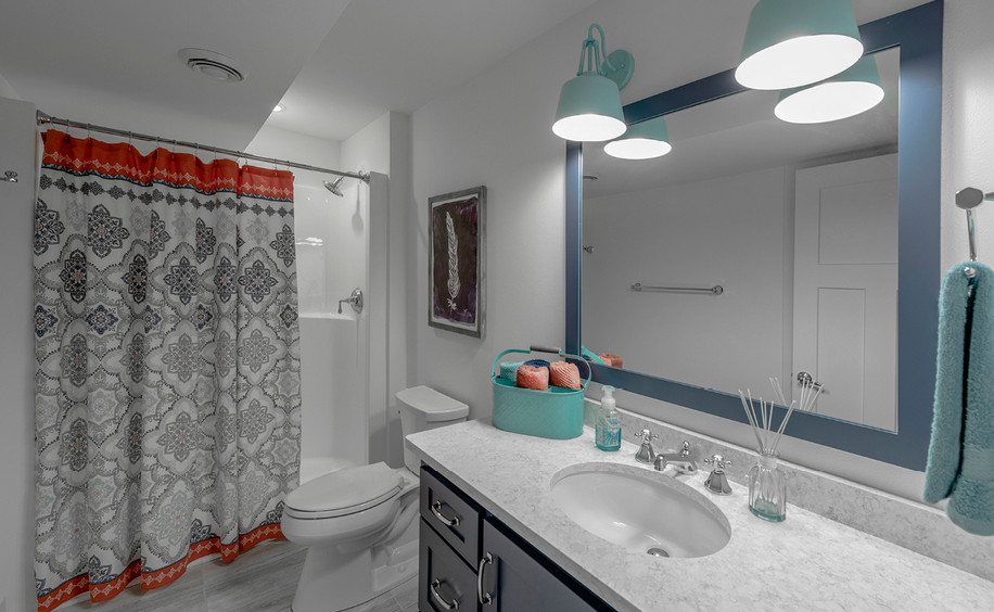 New Construction     Bathroom