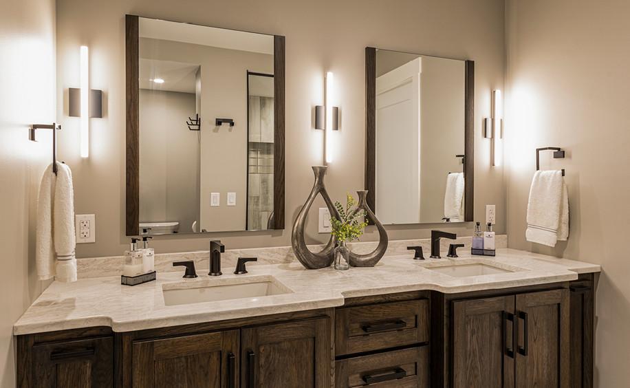 New Construction  |  Condo  |  Master Bathroom