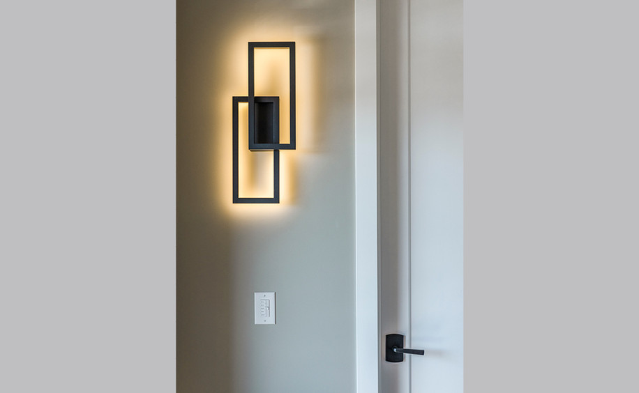 New Construction  |  Condo  |  Lighting Detail