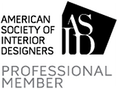 American Society of Interior Designers Professional Member
