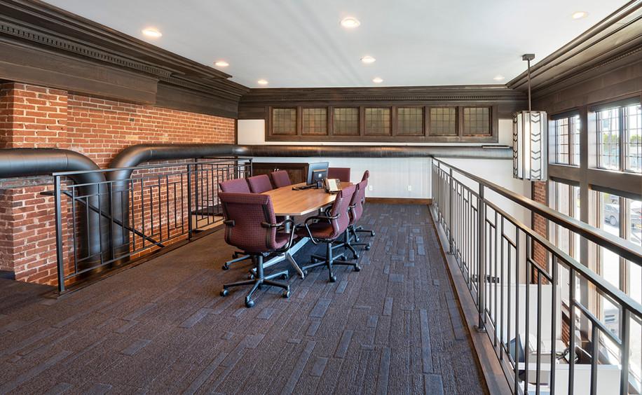 Office Remodel - Mezzanine Conference Area