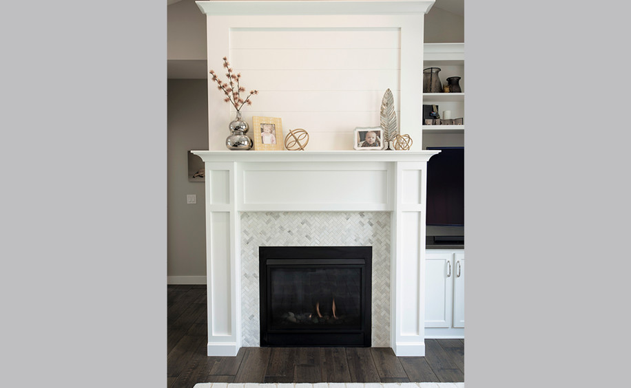 New Construction     Fireplace