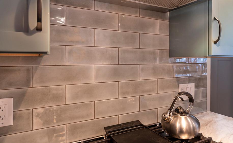 Kitchen Renovation   Subway Tile