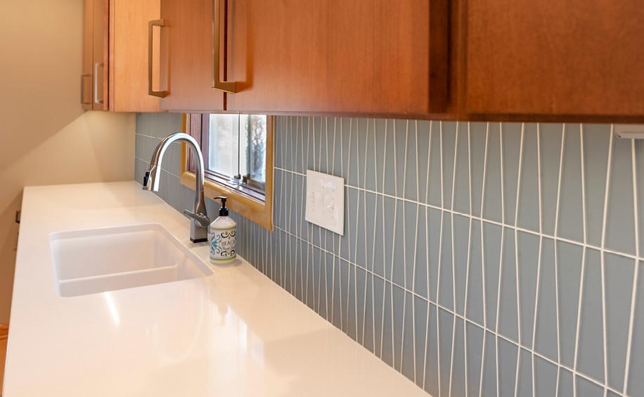 Kitchen Renovation | Tile Detail