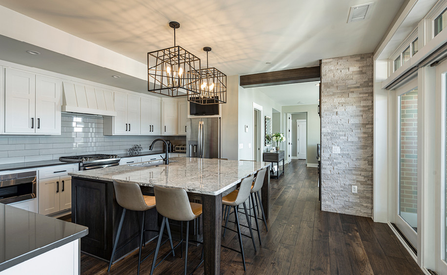 New Construction  |  Condo  |  Kitchen