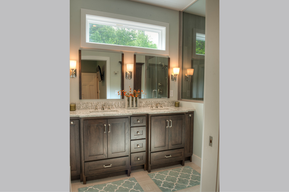 New Construction  |  Master Bathroom