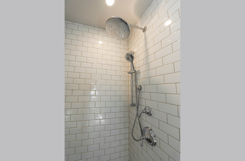 Home Remodel  |  Tile shower