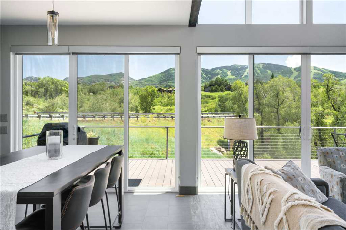 New Construction  |  Living & Dining
