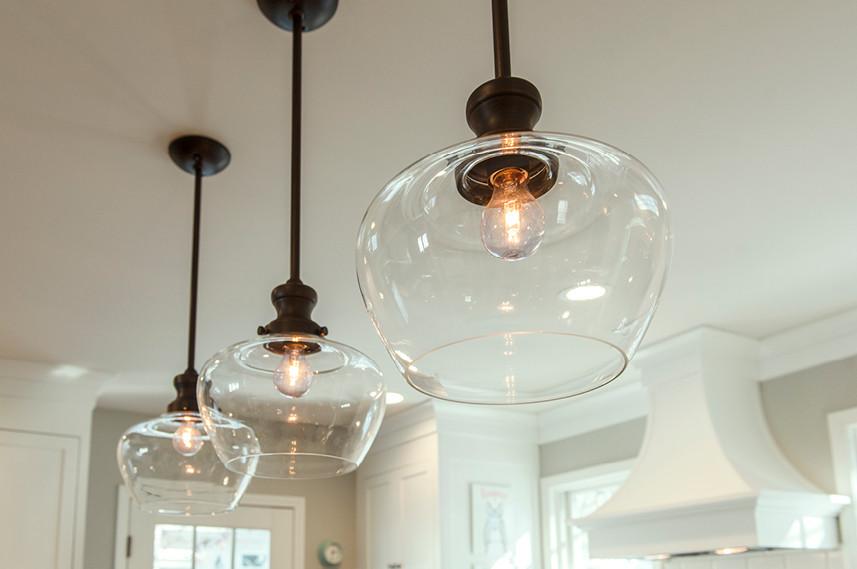Home Remodel  |  Pendant lights