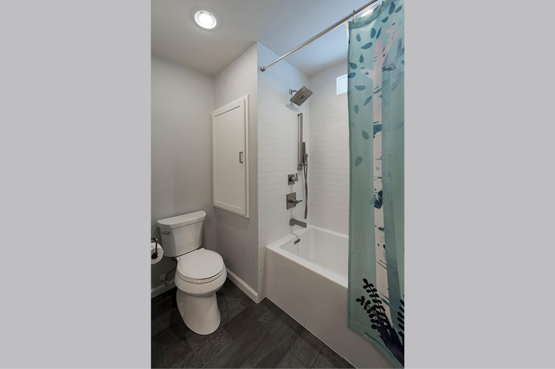Bathroom Remodel  |  Shower