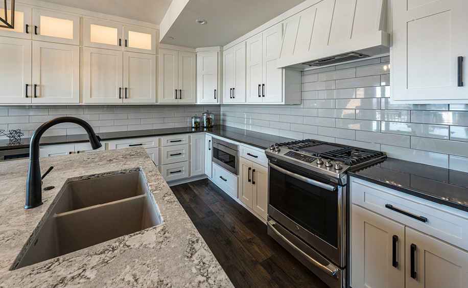 New Construction  |  Condo  |  Kitchen  |  Detail