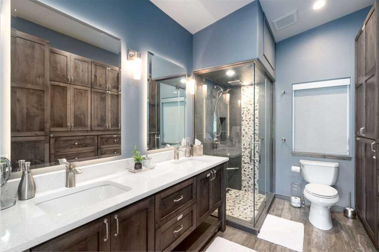 New Construction  |  Bathroom
