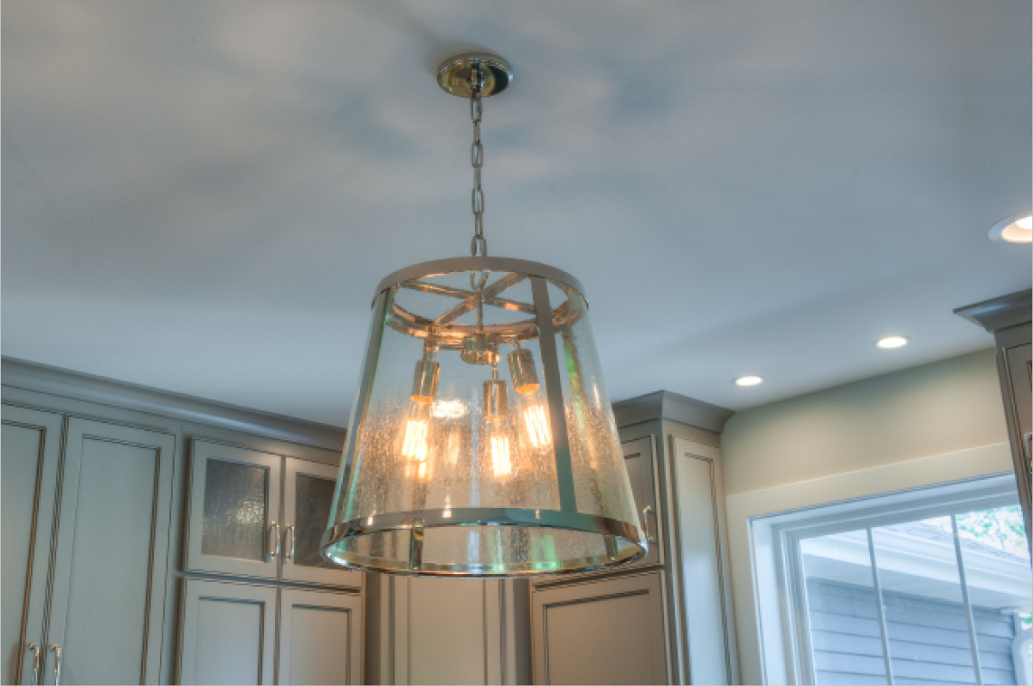 New Construction  |  Pendant Lamp