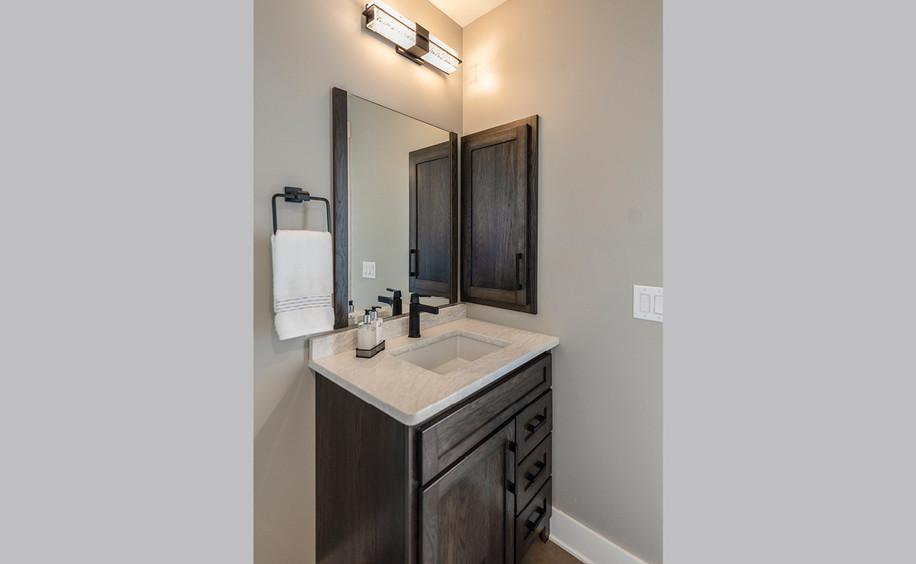 New Construction  |  Condo  |  Bathroom Detail