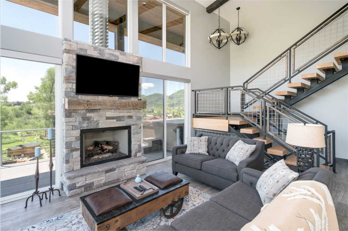 New Construction  |  Living Area