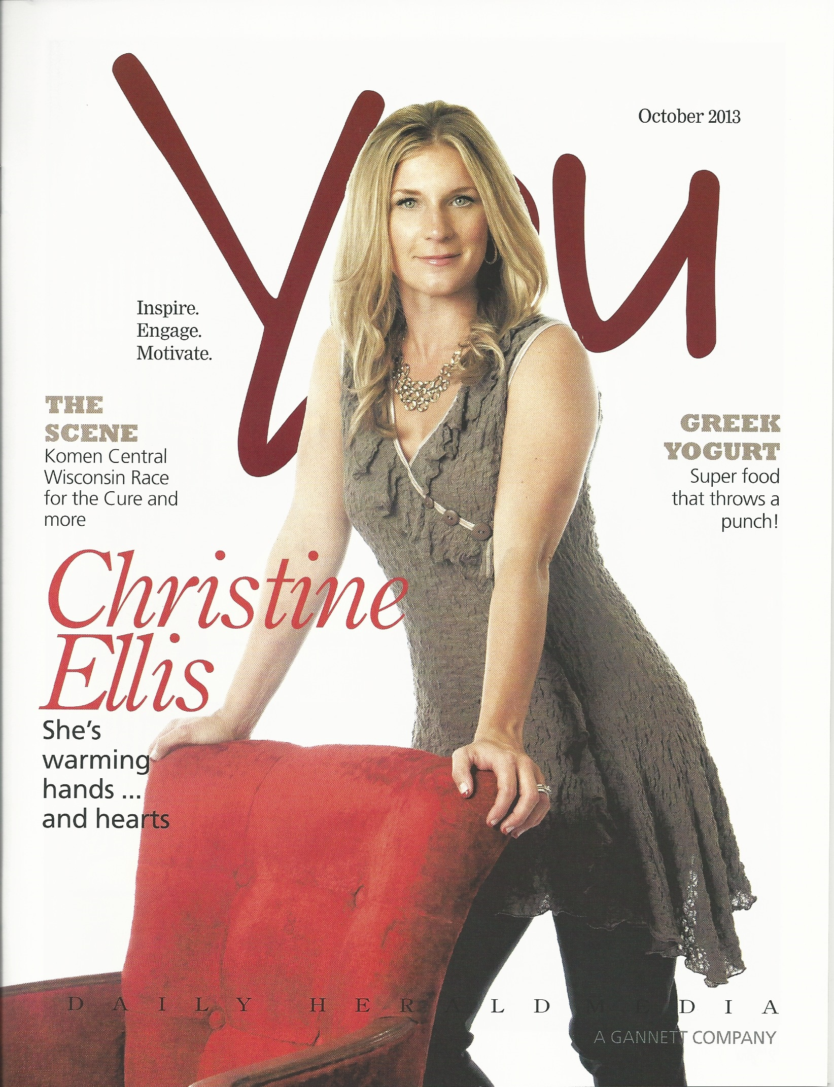 You Magazine, Designer Spotlight