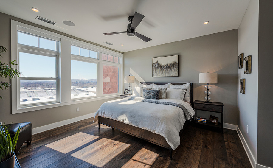 New Construction  |  Condo  |  Master Bedroom